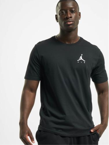 Jordan Herren T-Shirt Sportswear Jumpman Air Embroidered in schwarz
