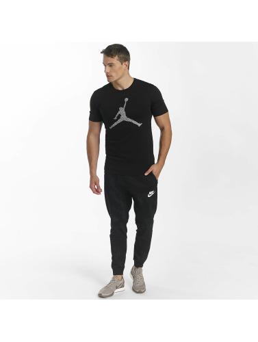 Jordan Herren T-Shirt Sportswear Jumpman Elephant Print Fill in schwarz