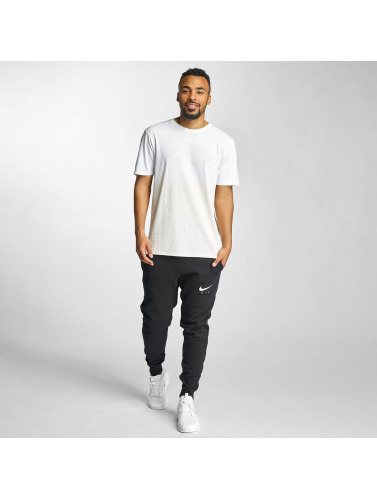 Jordan Herren T-Shirt Fadeaway Faded in weiß
