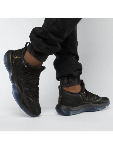 Jordan Hombres Zapatillas de deporte Super Fly Low in negro
