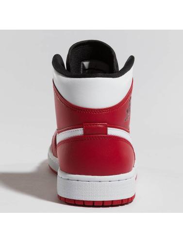 Jordan Joggesko Menn 1 Midt I Rødt topp kvalitet kjøpe billig målgang 3qfrUYNQ