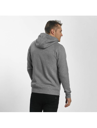 Jordan Herren Zip Hoodie Flight in grau