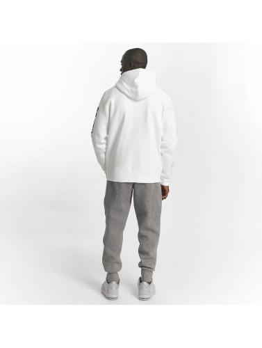 Jordan Herren Zip Hoodie Sportswear AJ 3 Flight in weiß