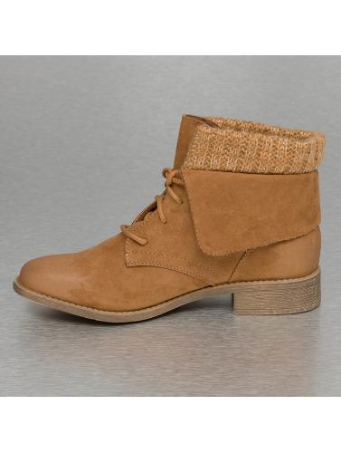 Jumex Mujeres Botin Wool in marrón