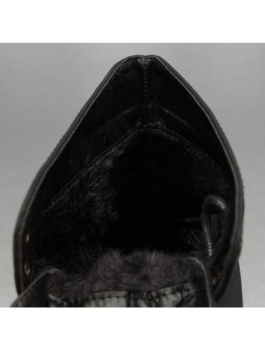 Jumex Mujeres Botin Basic Lite in negro
