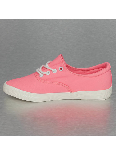 Jumex Damen Sneaker Summer in rosa