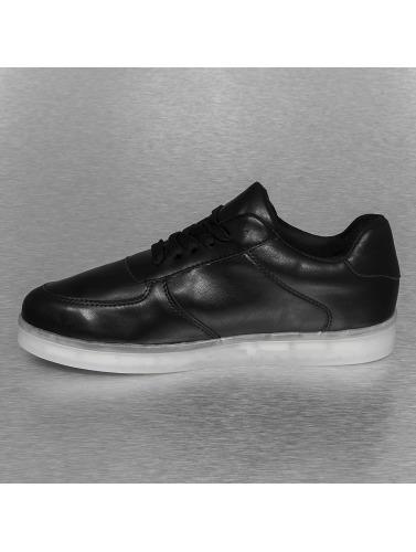 Jumex Mujeres Zapatillas de deporte Basic LED in negro