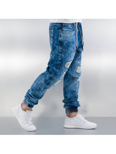 Just Rhyse Hombres Antifit Lucca in azul