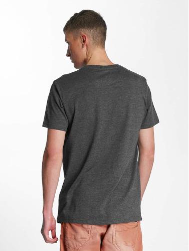 Just Rhyse Hombres Camiseta Gasquet in negro