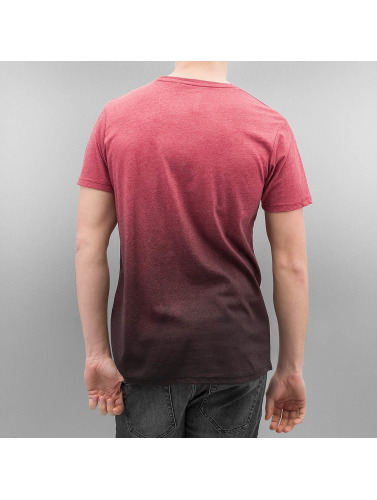 Just Rhyse Hombres Camiseta Ouzinkie in rojo