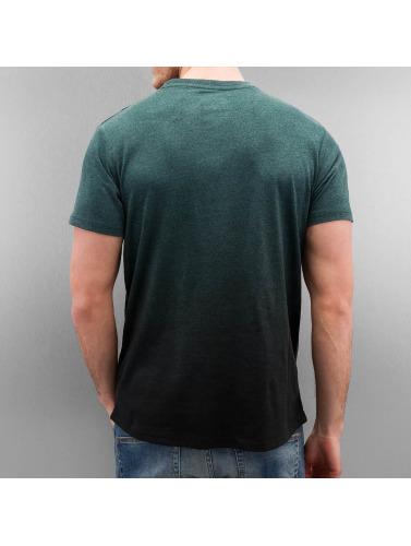 Just Rhyse Hombres Camiseta Ouzinkie in verde