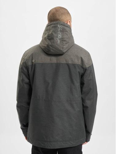 Just Rhyse Hombres Chaqueta de invierno Warin in gris