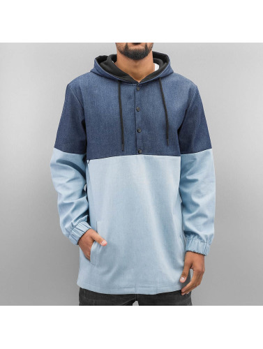 Just Rhyse Herren Hoody Nelio in blau
