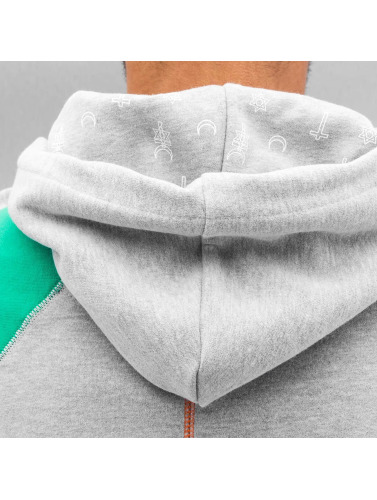 Just Rhyse Herren Hoody Tracy in grau
