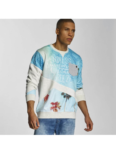 Just Rhyse Hombres Jersey Sunnyvale in azul