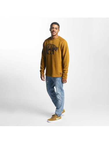 Just Rhyse Hombres Jersey Juneau in beis