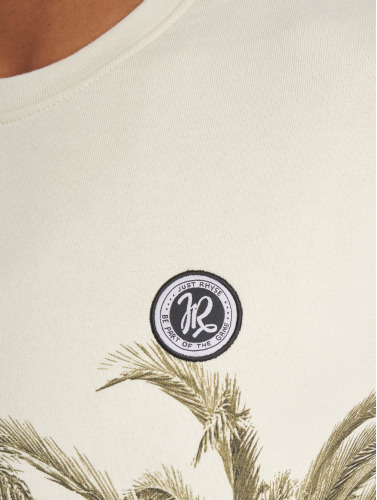 Just Rhyse Hombres Jersey Acora in blanco