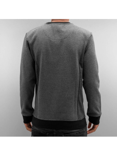 Just Rhyse Hombres Jersey Styless in gris