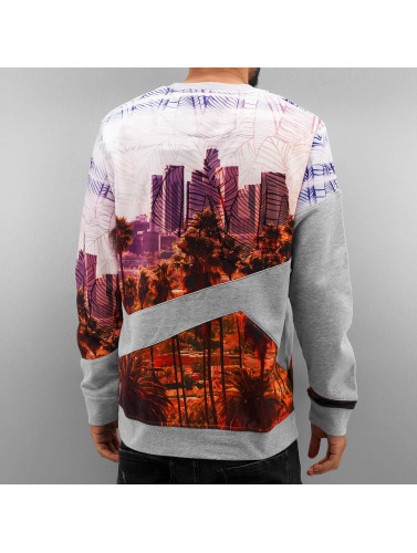 Just Rhyse Hombres Jersey Sunnyvale in gris