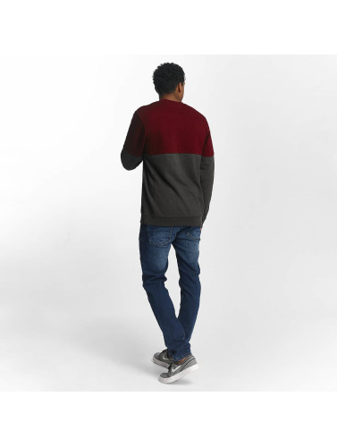 Just Rhyse Hombres Jersey Etolin in gris