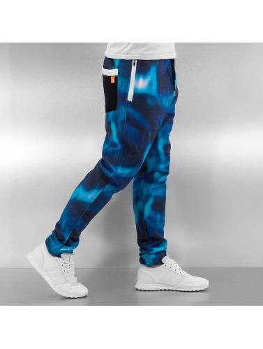 Just Rhyse Herren Jogginghose Galaxy Soft in blau