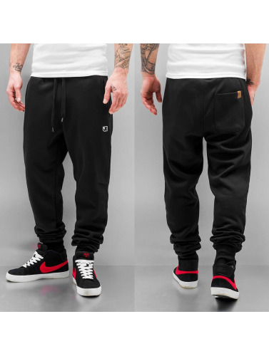Just Rhyse Herren Jogginghose Beat Men in schwarz