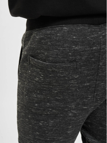 Just Rhyse Herren Jogginghose Rainrock in schwarz