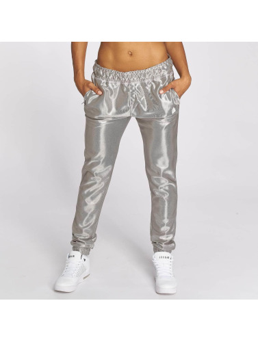 Just Rhyse Damen Jogginghose Chicosa in silberfarben