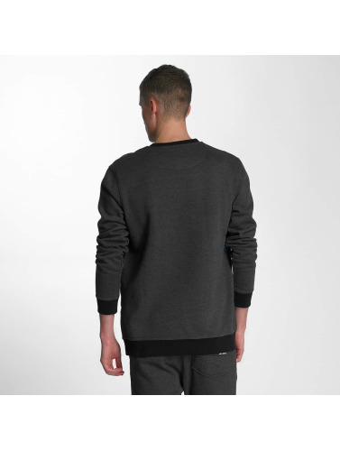 Just Rhyse Herren Pullover Anchorage in grau