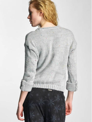 Just Rhyse Damen Pullover Janeville in grau
