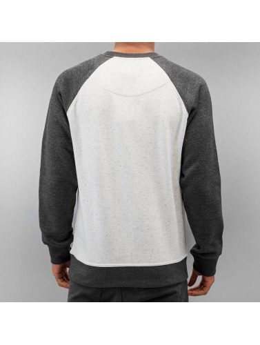 Just Rhyse Herren Pullover The Game in weiß