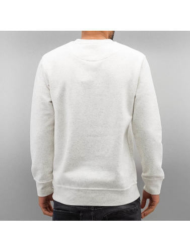 Just Rhyse Herren Pullover Palm Springs in weiß