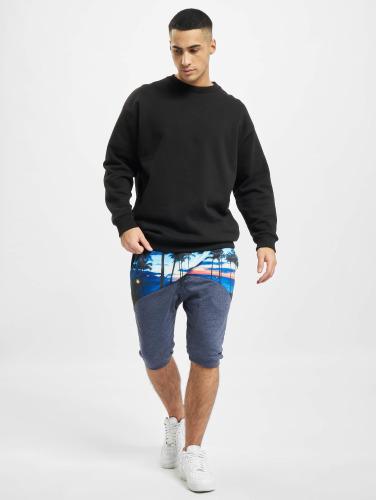 Just Rhyse Herren Shorts Palms in blau