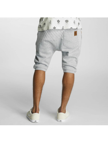 Just Rhyse Herren Shorts Manteca in grau