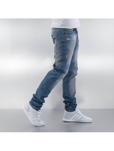 Just Rhyse Herren Skinny Jeans WE Denim II in blau