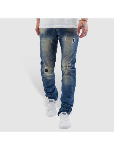Just Rhyse Herren Skinny Jeans Shion in blau