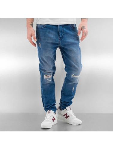 Just Rhyse Herren Skinny Jeans Harrison in blau