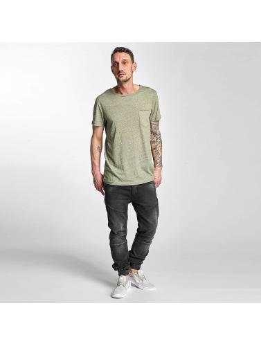 Just Rhyse Herren Skinny Jeans K90 in schwarz