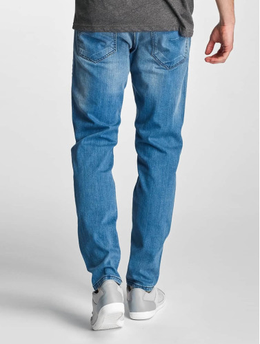 Just Rhyse Herren Slim Fit Jeans Cancun in blau