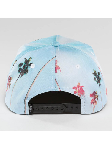 Just Rhyse Snapback Cap Santa Barbara in blau