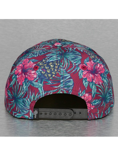 Just Rhyse Snapback Cap Aloha in bunt