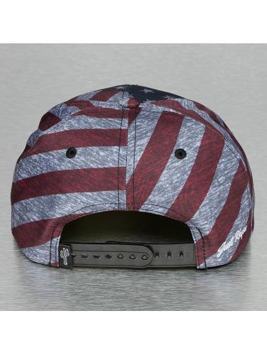 Just Rhyse Snapback Cap America in bunt