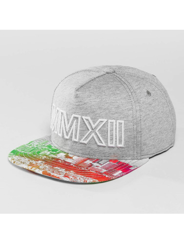 Just Rhyse Snapback Cap MMXII in grau