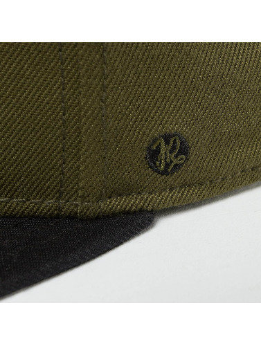 Just Rhyse Snapback Cap Malaspina Starter in olive