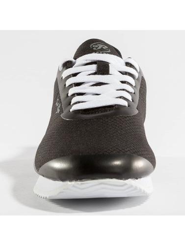 Just Rhyse Herren Sneaker Simson in schwarz