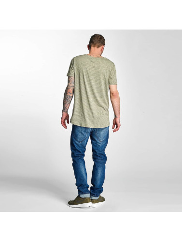 Just Rhyse Herren Straight Fit Jeans Tulum in blau