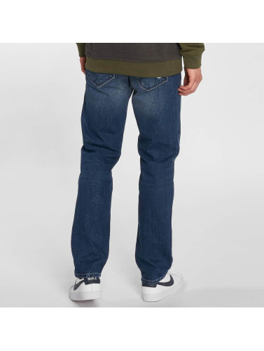 Just Rhyse Herren Straight Fit Jeans Mattia in blau