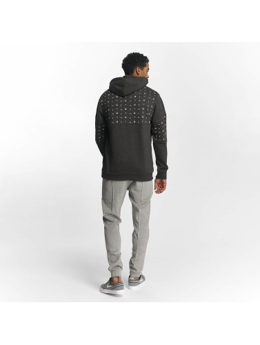 Just Rhyse Hombres Sudadera Thane in gris