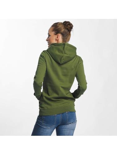 Just Rhyse Mujeres Sudadera Tyoneck in verde