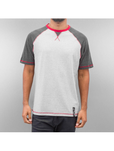 Just Rhyse Herren T-Shirt Maurus in grau